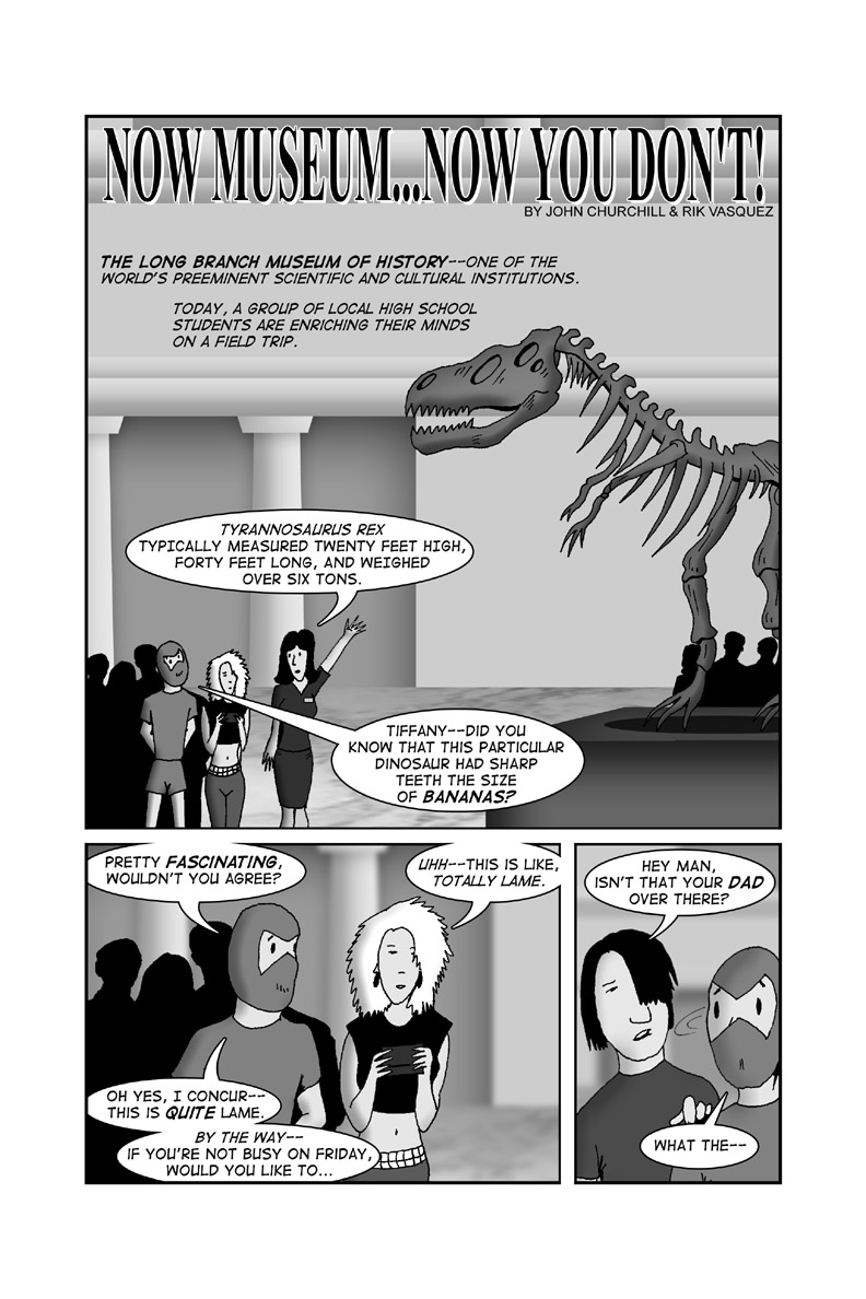 Issue #3 - Page 3