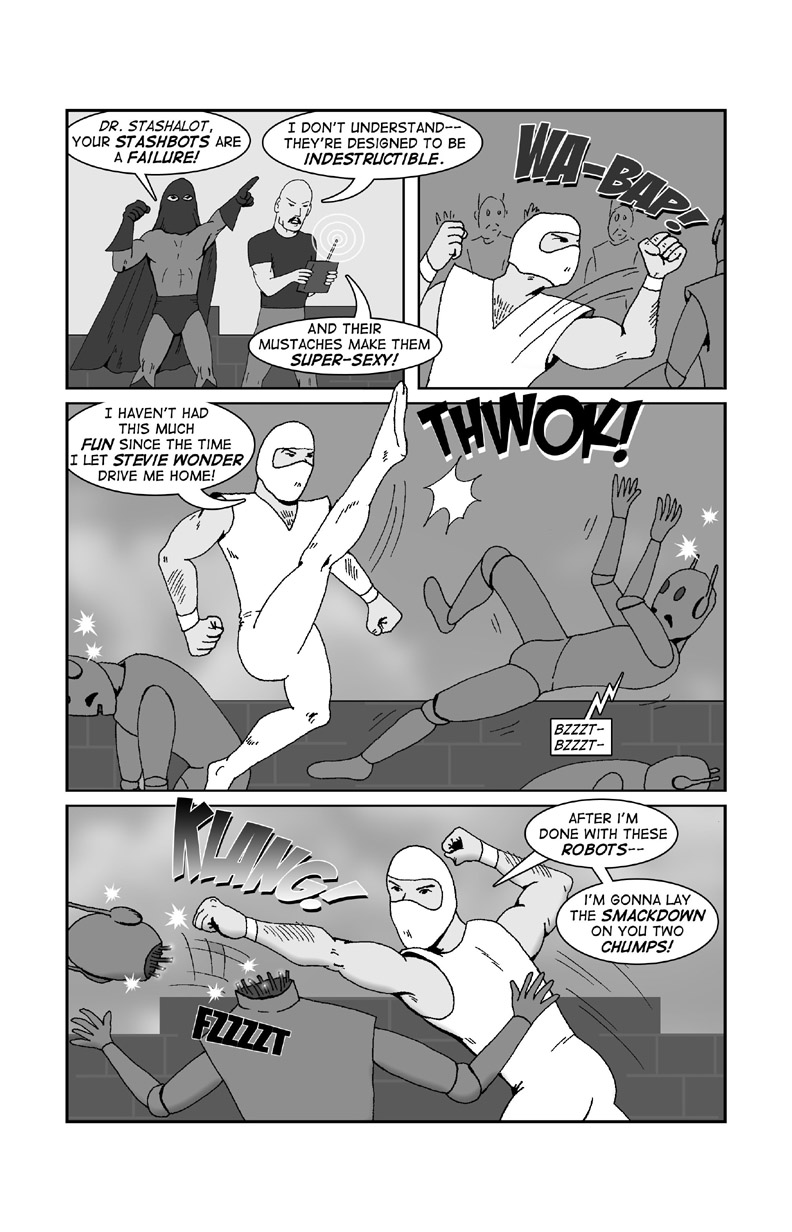 Issue #2 - Page 3